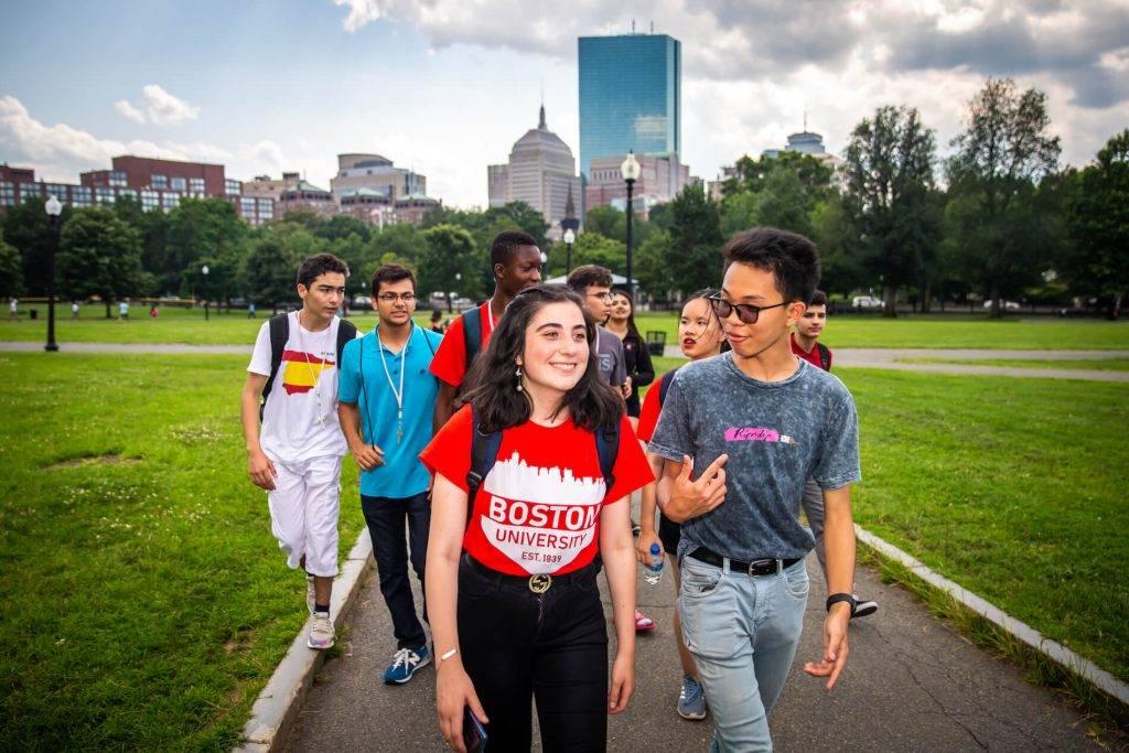 Boston Summer Camp